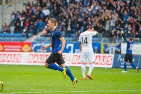 Waldhofs Lindner erzielt Siegtor im Spitzenspiel und bringt das Carl-Benz Stadion zum Beben +++ Kocak-Elf bezwingt SV Elversberg