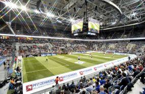 Hallenspektakel in der SAP-Arena / Zehnte Auflage des Harder13 Cup am 05. Januar 2017