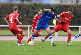 TSG 62/09 Weinheim vor dem 1. Entscheidungsspiel beim 1. FC Rielasingen-Arlen