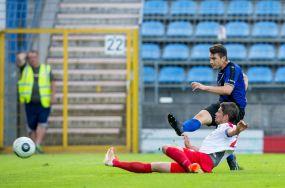 """""""Für eine Nacht Tabellenführer"""" - SV Waldhof bleibt in der Erfolgsspur +++ 3:0 (1:0) über Neckarelz"""