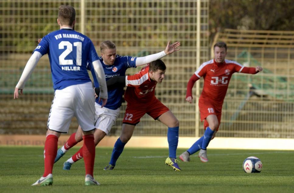 Das war der 14. Spieltag in der Verbandsliga Baden 2017/2018
