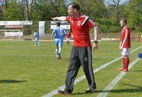 Rot Weiß Rheinau Chefcoach Peter Brandenburger hört am Saisonende auf