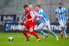 Liga steuert auf Winterpause zu +++ Walldorf tritt in Worms an