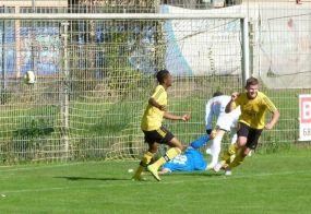 Spvgg. 06 Ketsch unterliegt beim Tabellenführer VfB Gartenstadt 1:0 (1:0)