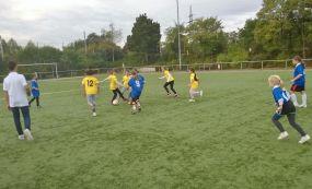 Tag des Mädchenfußballs der Mannheimer Grundschulen begeisterte