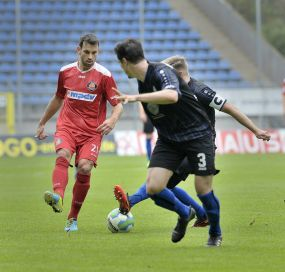"""Landesligist FV Fortuna Heddesheim verpflichtet """"Benny"""" Schäfer vom Regionalligisten Spvgg. Neckarelz"""