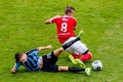Es war das Ende einer großen Serie - SV Waldhof verliert nach schwacher Leistung bei Hessen Kassel