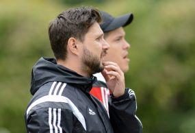Trainer Niki Antos hört am Saisonende beim A-Ligisten SC Rot-Weiß Rheinau II auf