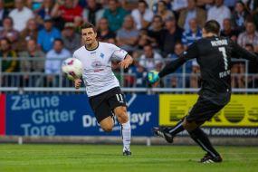 """SV Waldhof erwartet tolle Zuschauerkulisse gegen den 1. FCK +++ Kocak: """"Da muss ich gar nichts sagen, die Jungs sind alle heiß."""""""