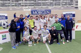Fortuna Heddesheim gewinnt 2. Morgenmasters- Quali-Turnier in Folge