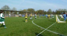 TSG Hoffenheim kommt mit Minifußball zu den Vereinen