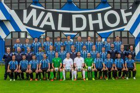 SV Waldhof zieht ins Achtelfinale ein +++ 1:6 Sieg bei Kreisligist TSV Götzingen