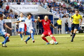 Ein Bonus-Spiel für die Hoffenheimer +++ 1899 Hoffenheim gastiert am Sonntag beim FC Bayern München