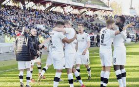 Kein Schwar(t)zer Tag für den SV Sandhausen - 1:3 Sieg beim 1. FC Nürnberg