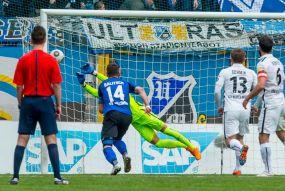 Der SV Waldhof setzt Erfolgsserie fort +++ 2:0 Erfolg über Hessen Kassel