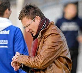 """""""Zeit für eine neue Herausforderung"""" - Ralf Eckl hört nach sieben Jahren zum Saisonende in Lindenhof auf"""
