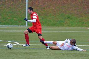Pfeilschnell und immer anspielbar - Alexander Hilbert will mit Kirchheim in den DFB-Pokal