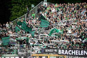 SV Waldhof testet gegen Borussia Mönchengladbach