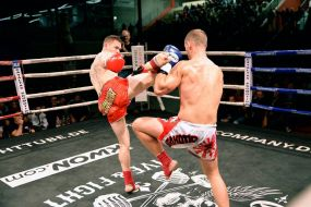 Am 8. Oktober ist wieder Kampfsport vom Feinsten angesagt