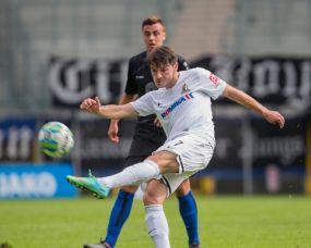 Ajdin Zeric steht anscheinend vor einem Wechsel zum VfR Mannheim