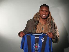 SV Waldhof verpflichtet Freddy Mombongo-Dues
