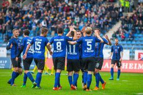 Rückblick Hinrunde SV Waldhof ++ Erwartungen übertroffen ++ Platz 2 ++ Zuschauer strömen wieder ins CBS