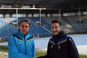 SV Waldhof verpflichtet Kevin Nennhuber / Keine Verpflichtung von Nando Rafael