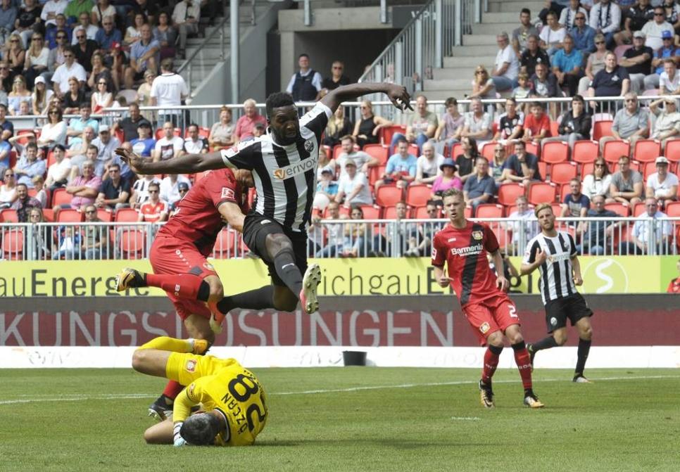 SV Sandhausen mit erfolgreichem Test gegen den Bundesligisten Bayer Leverkusen