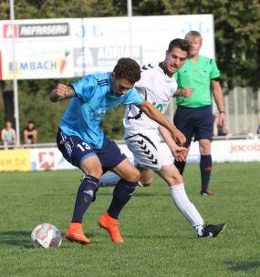 Fußball-Verbandsligist SV 98 Schwetzingen beginnt die neue Saison mit einem Fehlstart