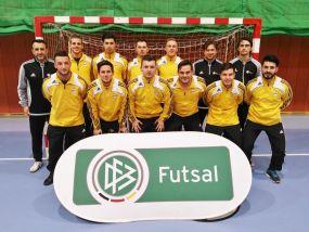 Vier badische Futsaler im Visier des DFB
