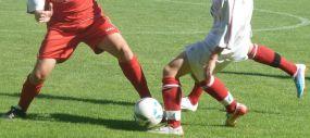 U15 spielt beim DFB vor