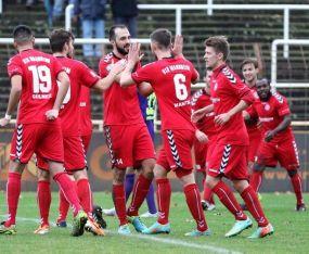 VfR Mannheim mit 7:0-Kantersieg gegen Turanspor Mannheim