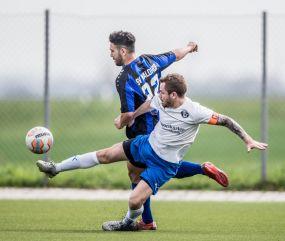 Thorsten Kniehl mit den Saisontoren Nr. 19 und Nr. 20 +++ Heddesheim bezwingt in packendem Spiel die U23 des SV Waldhof