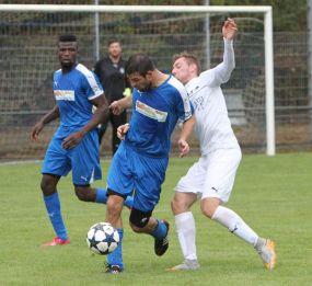 Landesligaaufsteiger Spvgg. 06 Ketsch schenkt 1. FC Mühlhausen den Sieg