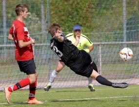 Vogelstangs Marco Buttler macht innerhalb 7 Minuten einen Hattrick +++ Nach 0:3 noch 3:3 gegen Ilvesheim