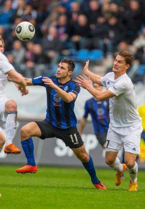 SV Waldhof vs. SV Elversberg +++ Die Gescheiterten der Aufstiegsrunde treffen aufeinander
