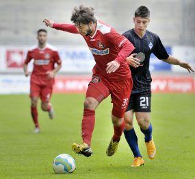 """""""Bei dem Spiel ruhen Freundschaften"""" +++ Waldhof Mannheim will die SpVgg. Neckarelz bezwingen"""