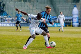 Waldhof Mannheim mit starkem Auftritt / 3:2 Sieg gegen Stuttgarter Kickers