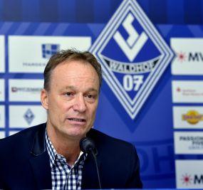 Aufsichtsrat und Präsidium des SV Waldhof Mannheim 07 e.v. sowie PRO Waldhof teilen mit +++ Präsident Künster lässt ab sofort sein Amt ruhen