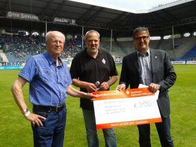 DFB-Bonuszahlung an SV Waldhof Mannheim