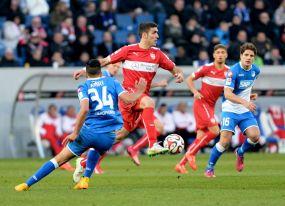 Im Derby steht viel auf dem Spiel - Hoffenheim und Stuttgart wollen mit einem Dreier aus dem Tabellenkeller
