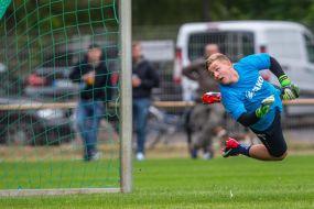 VfB Gartenstadt schafft mit 2:0 Sieg Befreiungsschlag, kassiert aber zwei Rote Karten