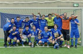 Landesligist FV Fortuna 1911 Heddesheim gewinnt MORGENMASTERS 2016 - Finalsieg über Oberligist FC Arminia Ludwigshafen
