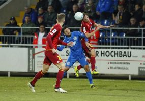 Walldorf und Hoffenheim II trennen sich 2:2 (1:1)