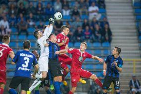 """Kenan Kocak: """"Diesen Sieg schenken wir unseren Fans."""" +++ Waldhof Spitze +++ 2:0 über den 1.FCK"""