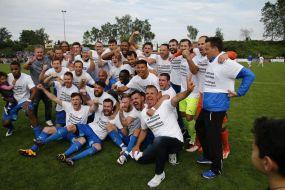 FV Fortuna Heddesheim steigt in die Verbandsliga Nordbaden auf +++ 2:1 Sieg über ATSV Mutschelbach +++ Größter Erfolg der Vereinsgeschichte