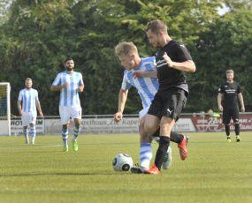 A-Ligist SC Käfertal am Sonntag gegen den Regionalligisten SV Waldhof Mannheim 07