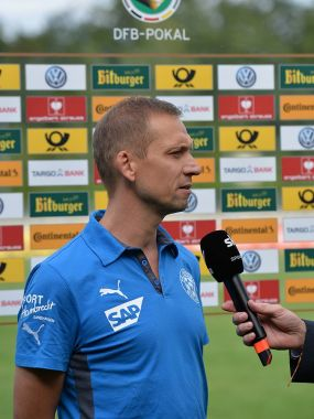 Finaltag der Amateure: Finalisten heiß auf den Pokal - Endspiel Neckarelz-Walldorf