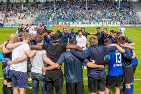 SV Waldhof muss gegen den Meister der Regionalliga West ran +++ Stimmen zum Gegner SF Lotte