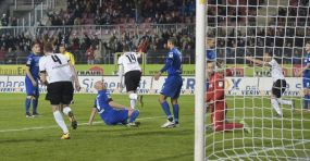 Erste Saisonkiste für Kister – SVS bezwingt Paderborn mit 1:0